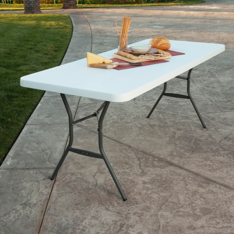 5ft folding table